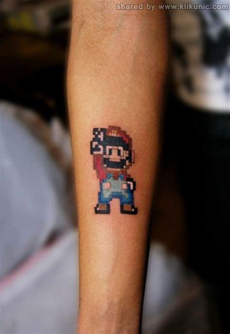 macam tato unik  menempel  tubuh manusia