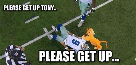 Tony Romo Injury Meme - nfl power rankings 2014 the denver broncos sit atop the
