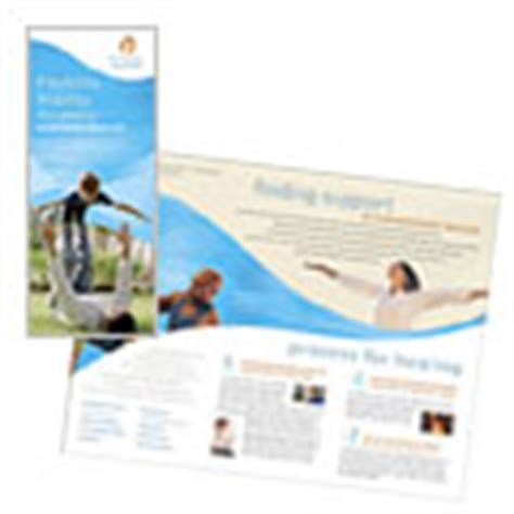 Weight Loss Clinic Brochure Template Design Physical Therapy Brochure Templates