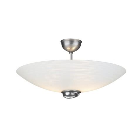 swirl pewter glass ceiling uplighter for low ceilings