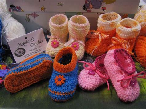 magiadocrochet blogspot magia do crochet botinhas em crochet para a matilde com