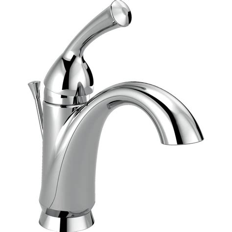 delta haywood single hole single handle bathroom faucet  chrome  dst  home depot