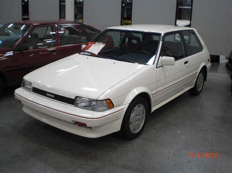 Toyota Corolla 1987 1987 Toyota Corolla Partsopen
