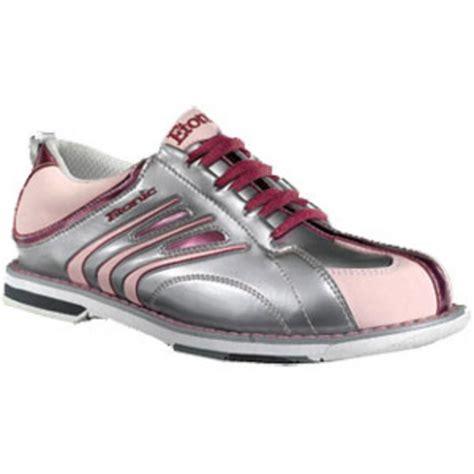 etonic s ess pink silver bowling shoes free