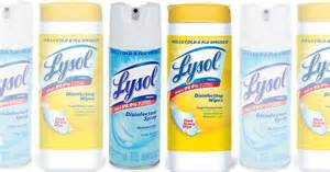 lysol wipes disinfectant spray coupons save  dealsliving rich  coupons