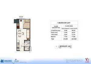 House Design And Layout In The Philippines condo sale at jazz residences condominium unit floor plans