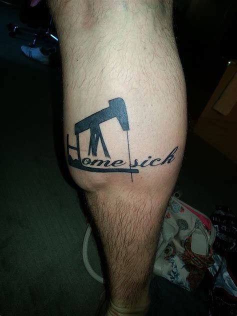 oilfield tattoos designs ideas and meaning tattoos for you