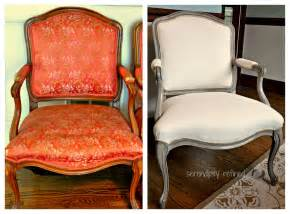serendipity refined style side chair makeover