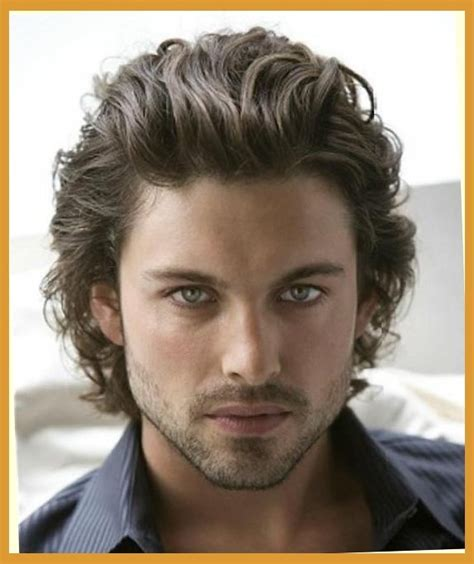 men longish hair mens hairstyles long face hairstyles for men with long