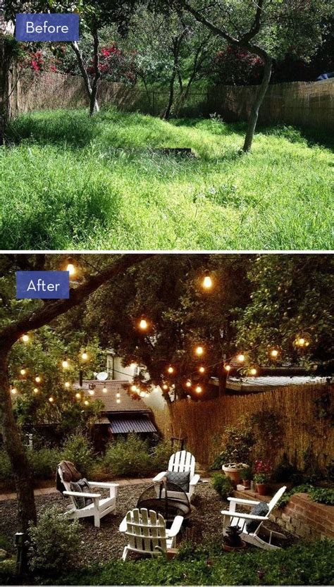 Backyard Makeover Ideas 15 Backyard Designs For Fall Pretty Designs