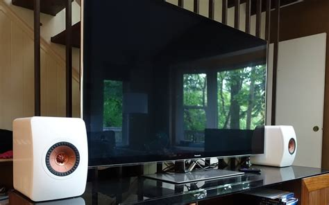 kef ls wireless speakers review reference home theater