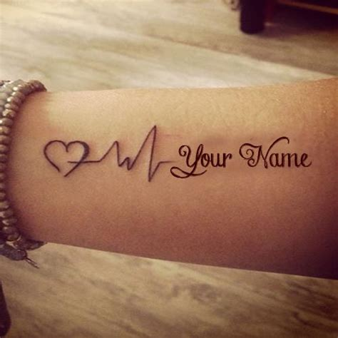 write name cool hand tattoo profile set pictures create