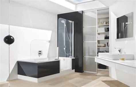 modern bathtub shower combo modern walk in bathtubs with shower combo walk in