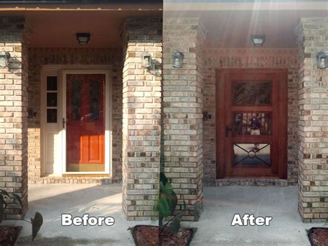 front door before and after live play twin cities front door rehab