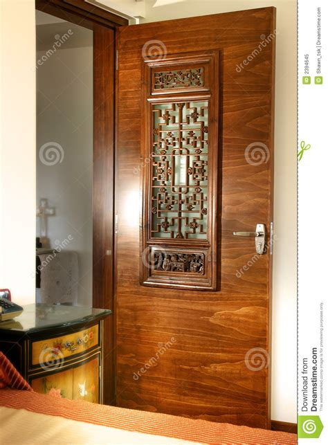Vanity With Mirror And Drawers by Interior Design Door Panel Royalty Free Stock Photo