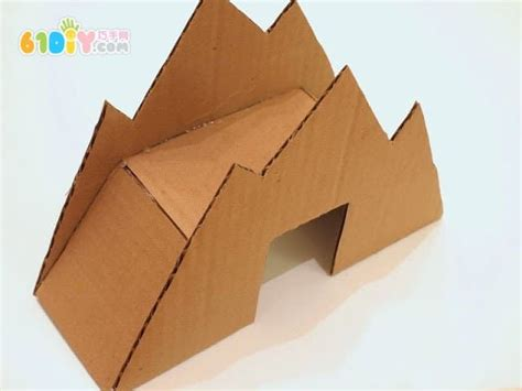 How To Make An Origami Bridge - 废旧纸皮手工制作大全内容 废旧纸皮手工制作大全图片