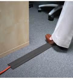 floor cord protector