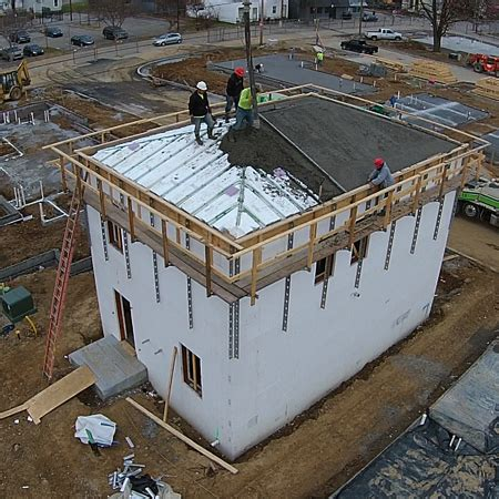 lon smith and elevated roofing pitched concrete roofs projects liteform