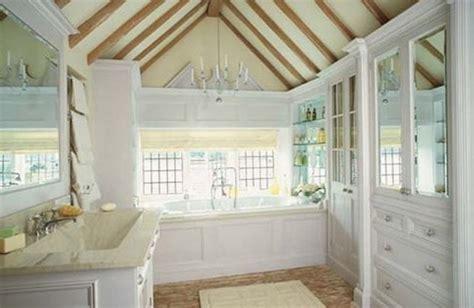 Badezimmer Modern Landhaus by Ausgefallene Designideen F 252 R Ein Landhaus Badezimmer
