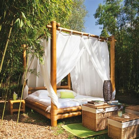 Outdoor Canopy Beds 37 outdoor beds that offer pleasure comfort and style