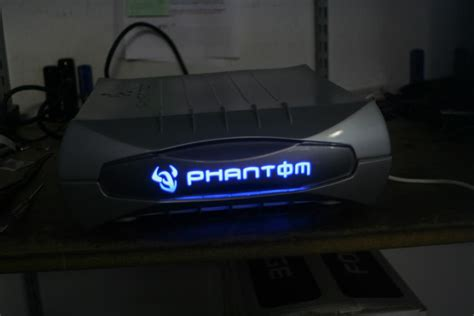 phantom console infinium labs iflb phantom console sighting