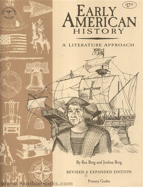american history picture books early american history for primary grades cover