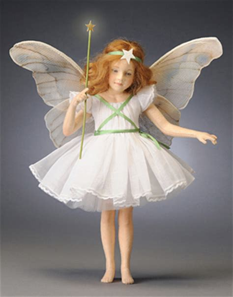 r john wright dolls doll detail christmas tree fairy