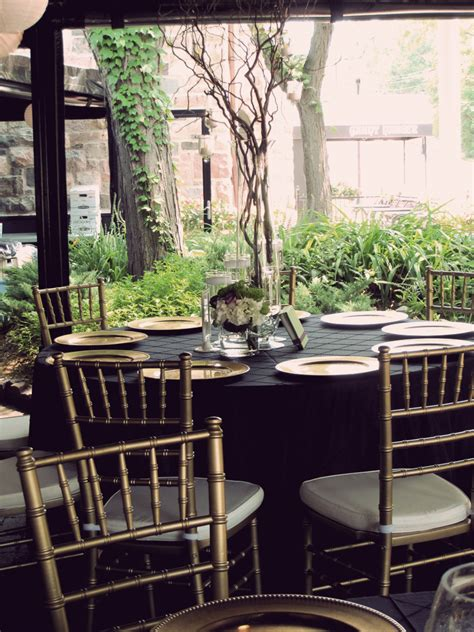 chiavari chairs wedding arbor mi beautiful gold chiavari chairs at the gandy dancer in