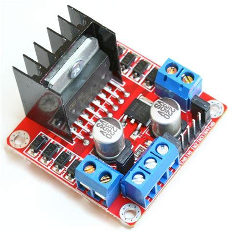 ln motor driver board module  arduino lampa tronics
