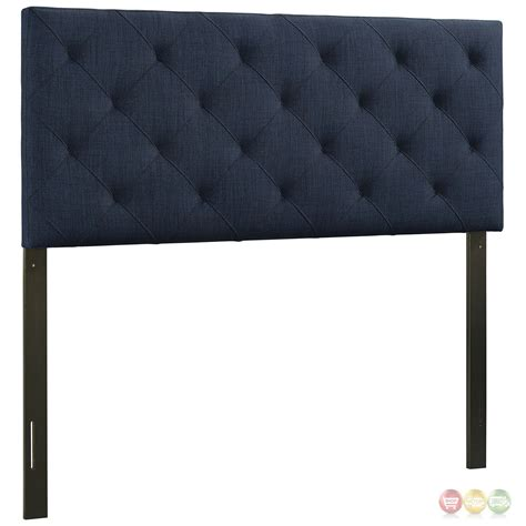headboard pattern theodore twin tufted diamond pattern fabric headboard navy
