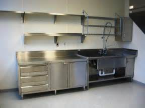 kitchen steel cabinets stainless steel kitchen shelves designs ideas