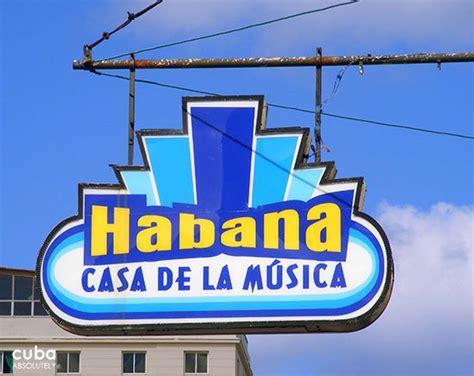 cuban house music casa de la m 250 sica de centro habana havana city guide