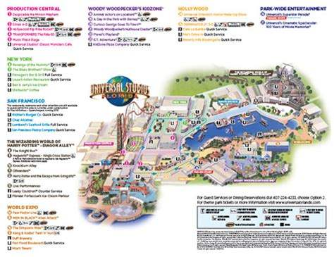 universal orlando map universal orlando maps including theme parks and resort maps