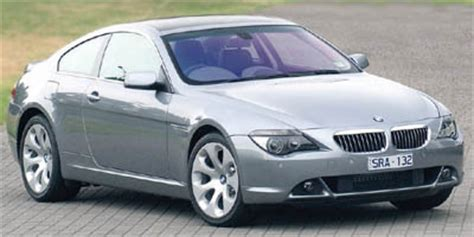 2005 bmw 6 series review, ratings, specs, prices, and