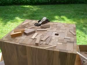 scrap wood end table by need2boat lumberjocks com