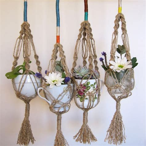 What Is Macrame - macrame plant hangers what else can you make with