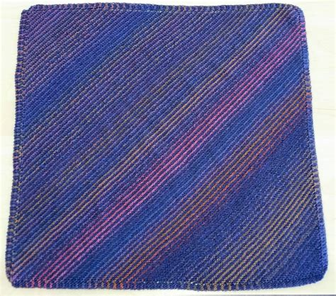 two color baby blanket knitting pattern knitting patterns galore 2 color diagonal baby blanket