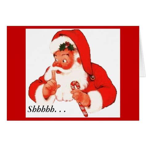 secret greetings secret santa zazzle