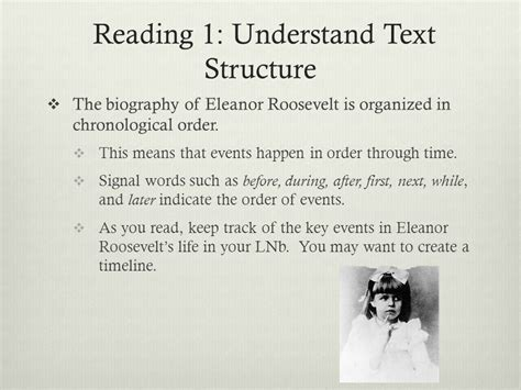 understanding biography autobiography and memoir eleanor roosevelt by william jay jacobs ppt video