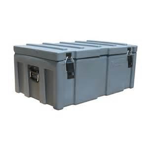 Cargo Trailer Bathroom Rhino 900 X 550 X 400mm Grey Cargo Case Ebay