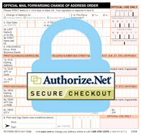 Us Post Office Address Change by Usps Change Of Address Us Postal Service Change