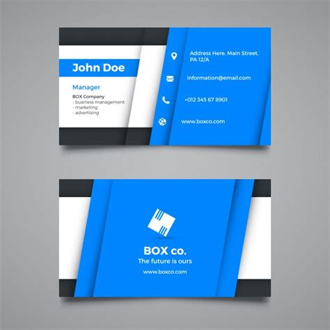 Id Card Template Freepik by Logo Fotos Y Vectores Gratis