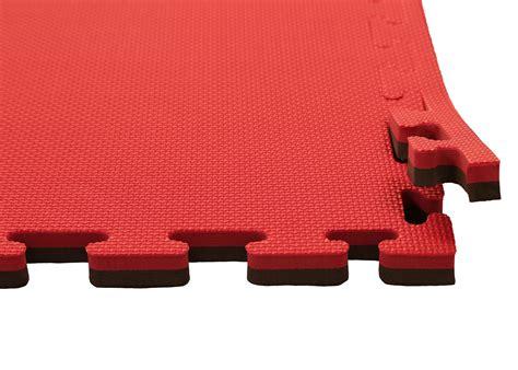 Jigsaw Mats by Promat Black Jigsaw Mats 20mm Athletics Direct