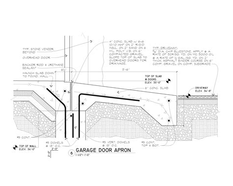 Charming Garage Slab Thickness #4: 2012-03-08_214404_apron.jpg
