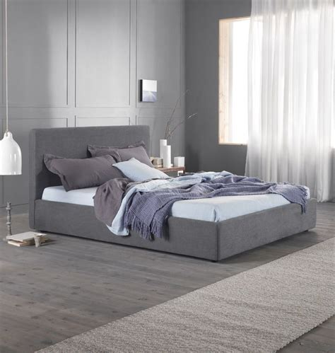 Italienisches Bett modernes bett quot d annunzio quot 180 cm grau italienisches