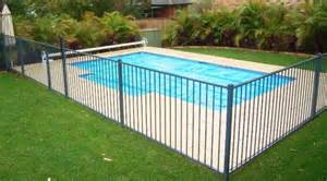 pool fence pictures and ideas