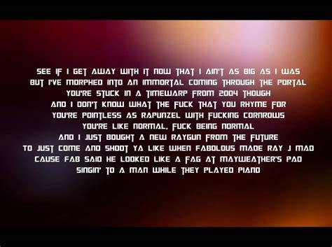 eminem rap god lyrics eminem rap god lyrics on screen youtube