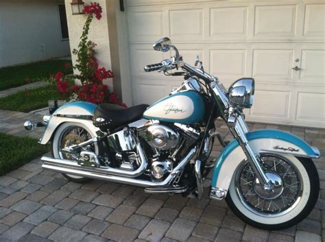 2004 Harley Davidson by 2004 Harley Davidson Heritage Softail Classic For Sale On