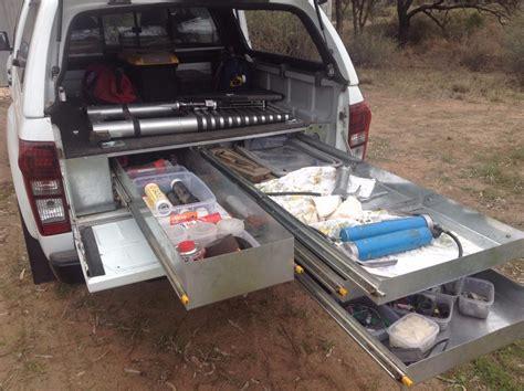 Heavy Duty Drawer Slides 1500mm by 1500mm 227kg Drawer Slides Fridge Runner Heavy Duty 4x4