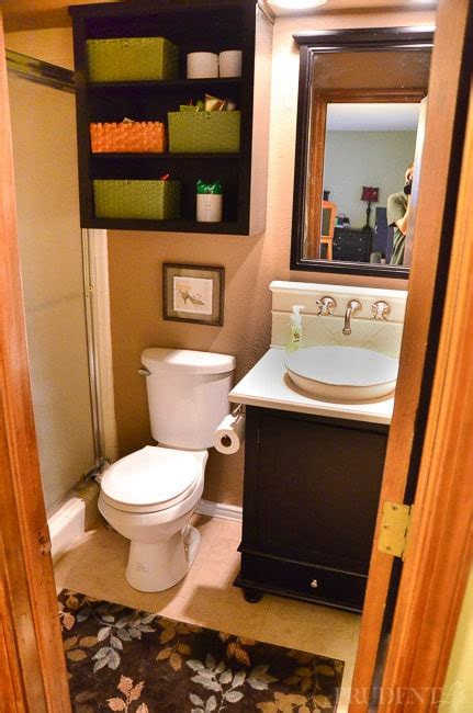 low budget bathroom makeovers budget bathroom makeover before after our old house